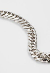 Wild For The Weekend - HEAVY LINK BRACELET - Náramek - silver-coloured - 2