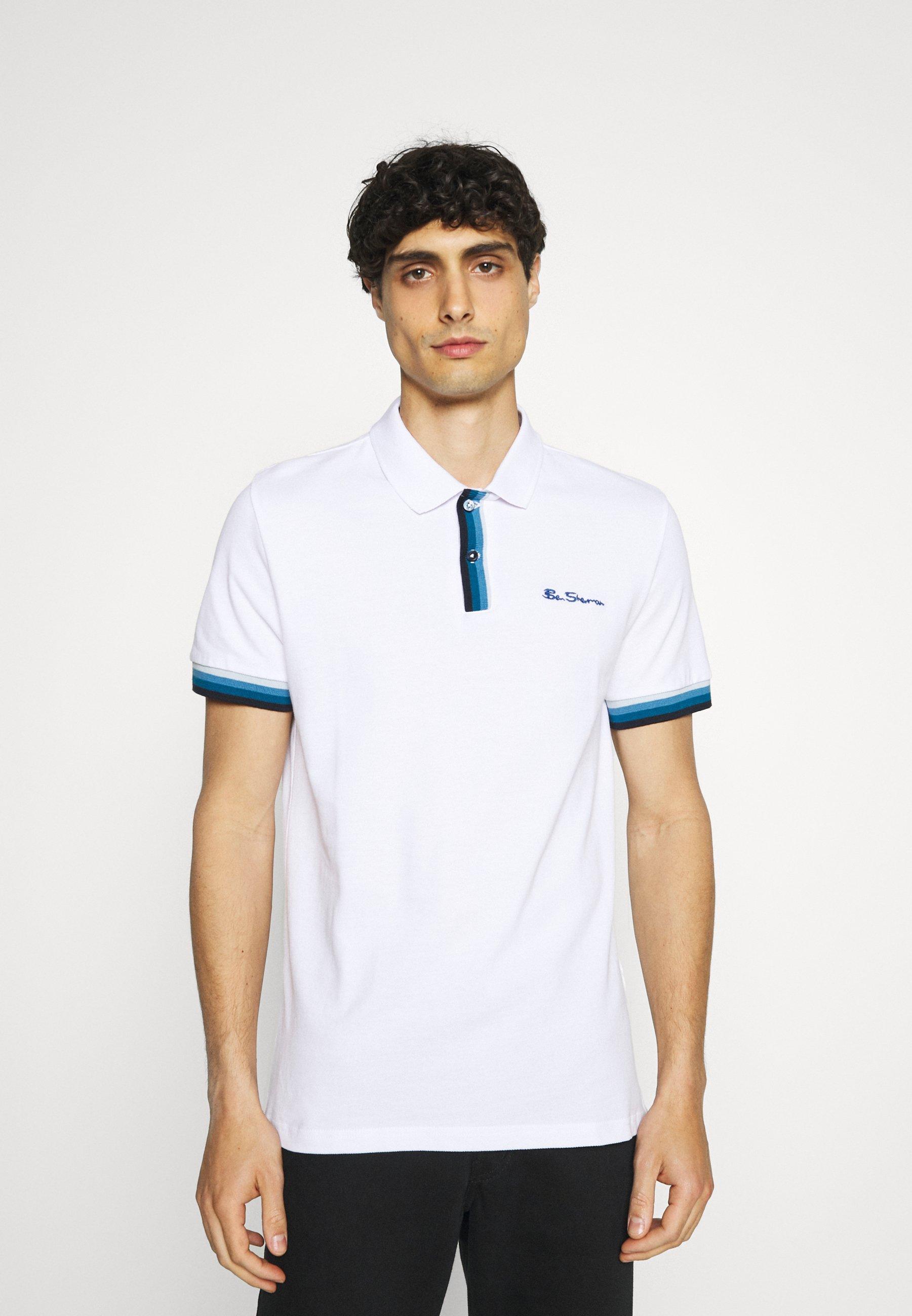Men PLACKET INTEREST - Polo shirt