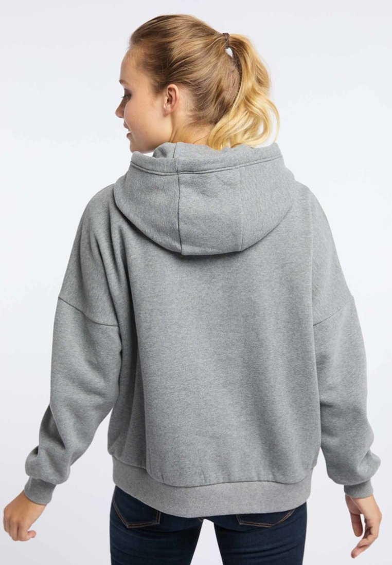2020 New Women's Clothing myMo Hoodie mottled grey jUYEPNcrs