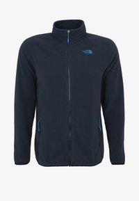 M 100 GLACIER FULL ZIP - EU - Fleece jacket - urban navy