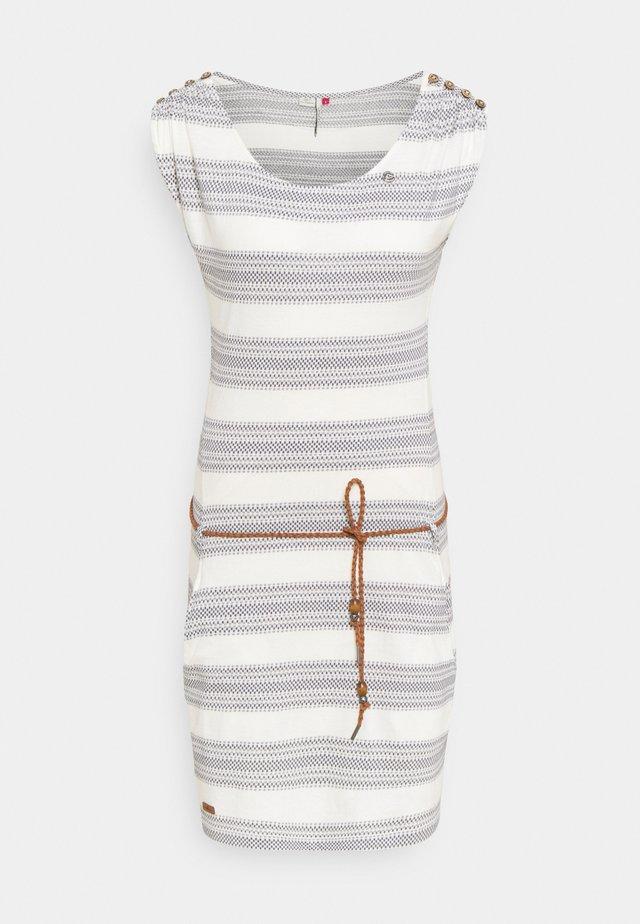 CHEGO - Korte jurk - white
