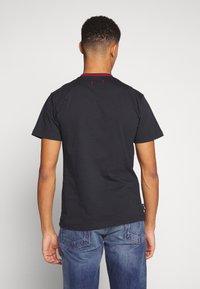 Le Fix - TEE - T-shirt basique - navy - 2