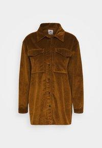 LOIS Jeans - CAROL  - Button-down blouse - brandy - 0