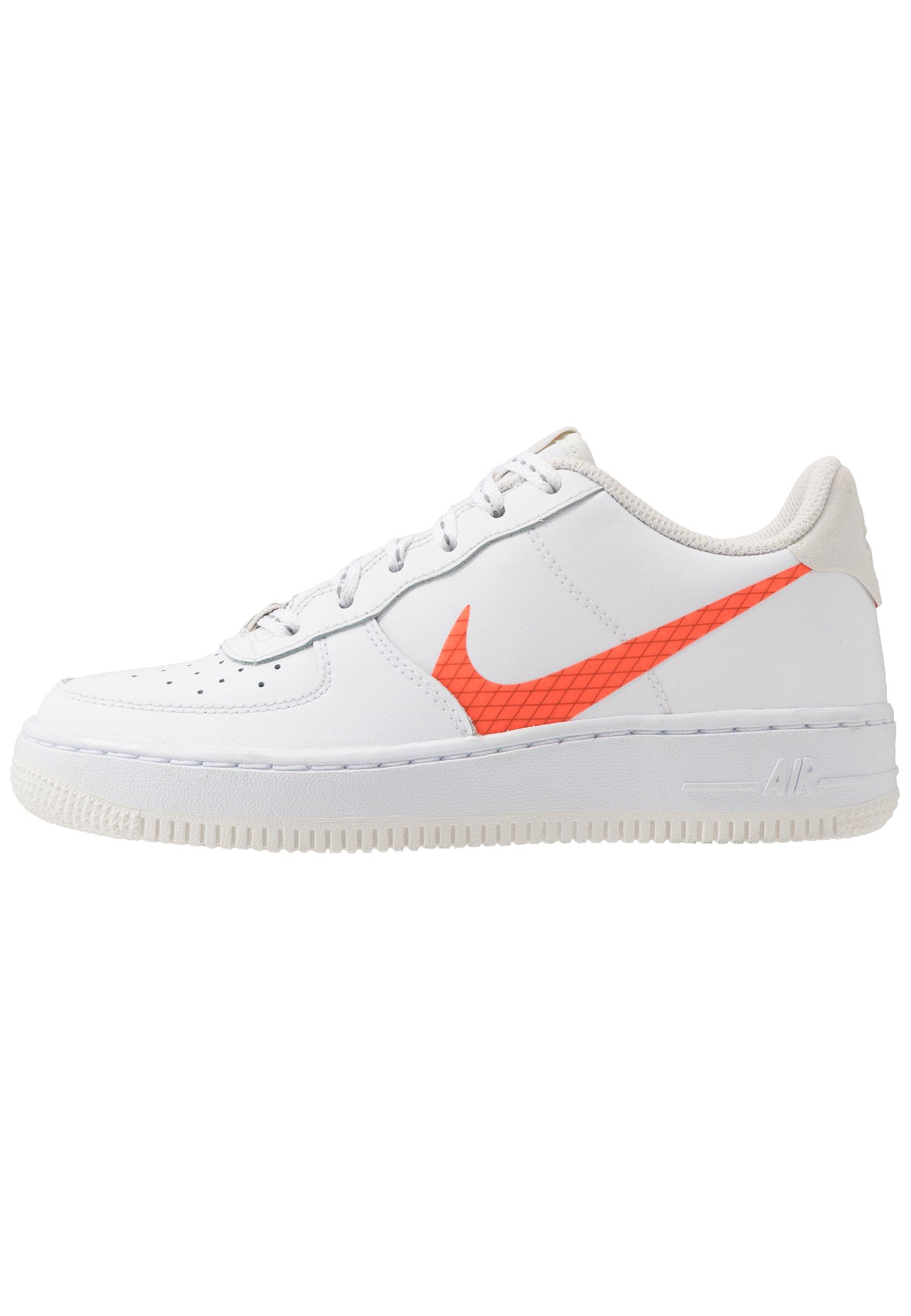 AIR FORCE 1 LV8 3 Sneakers laag whitetotal orangesummit whiteblack