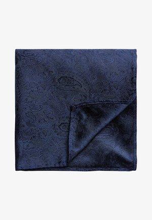 JACK & JONES - Pocket square - dark blue