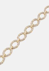 Lauren Ralph Lauren - LINK FLEX - Necklace - gold-coloured/cry - 2
