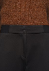 HUGO - HENELE - Kalhoty - black - 4