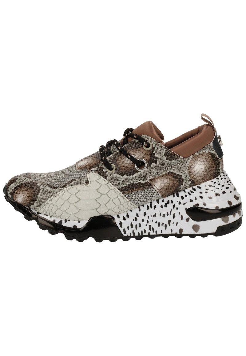 Steve Madden - STEVE MADDEN SNEAKER - Sneakers - brown snake 233