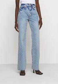 Frame Denim - LE JANE - Straight leg jeans - richlake - 0