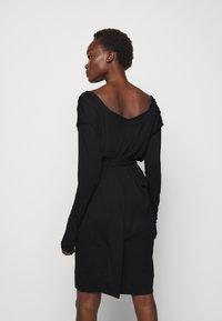 Vivienne Westwood - PANEGA DRESS - Robe en jersey - black - 2