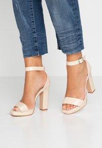 Anna Field - Sandaler med høye hæler - offwhite - 0