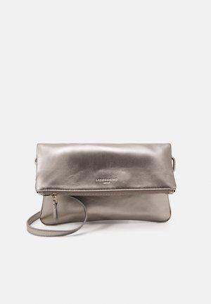 ALOE - Across body bag - warm metal