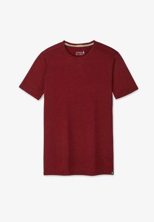 LIGHTWEIGHT SPORT 150 TEE - T-shirt - bas - tibetan red heather