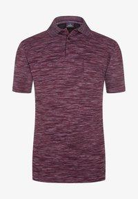 Ragman - Polo shirt - red - 0