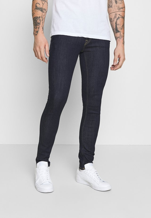 JJILIAM JJORIGINAL - Vaqueros pitillo - blue denim