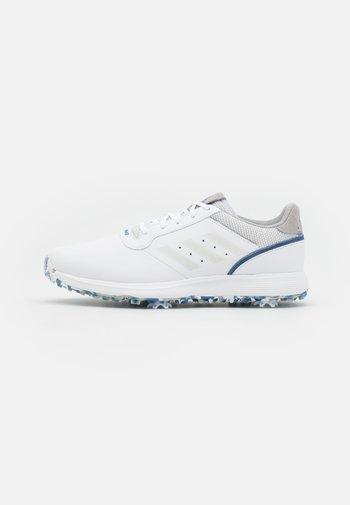 SPIKED LACE - Golfové boty - white