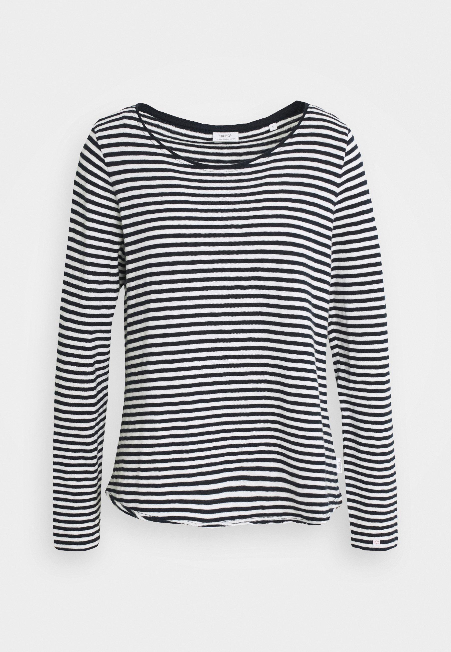 Women LONG SLEEVE CREW NECK - Long sleeved top