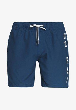 DIRIK SOLID AW SWIMSHORT - Swimming shorts - deep true blue