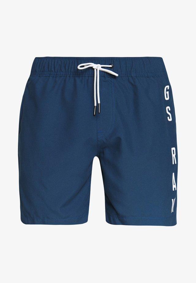 DIRIK SOLID AW SWIMSHORT - Badeshorts - deep true blue