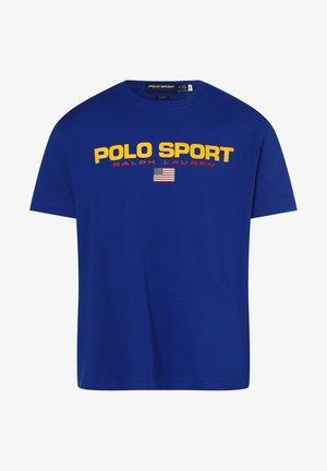 T-shirt imprimé - royal