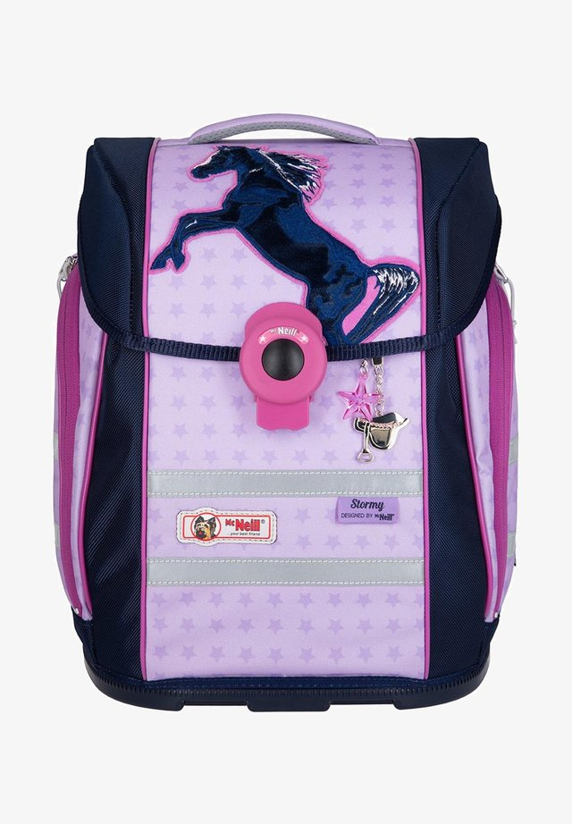 School bag - stormy