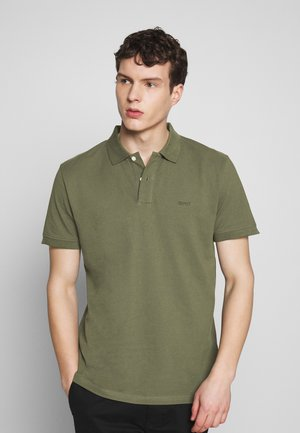 Polo shirt - khaki green