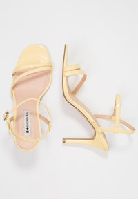 Even&Odd - High heeled sandals - yellow - 3