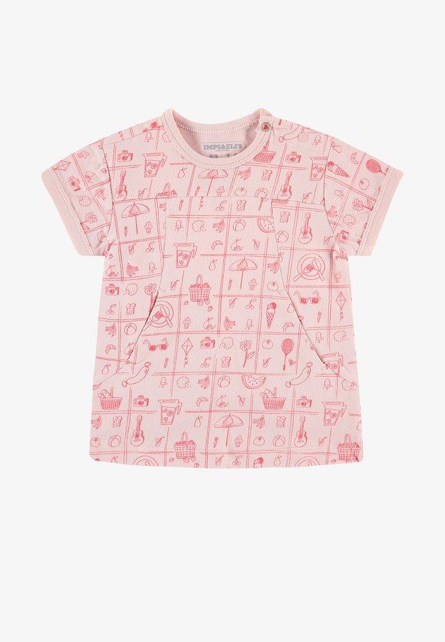 ALBERTINIA - Day dress - pink