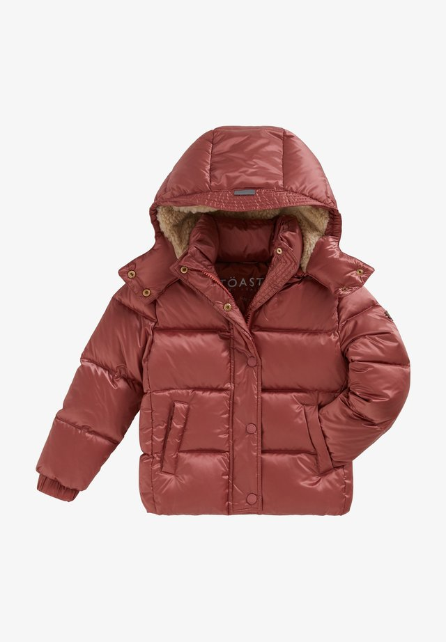 LUNAR PUFFERJACKET - Gewatteerde jas - pink