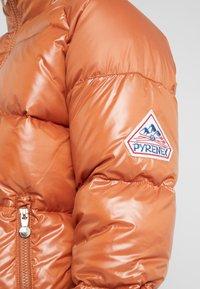 PYRENEX - VINTAGE MYTHIC - Down jacket - cognac - 6