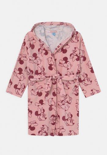 KID DISNEY MINNIE BATHROBE - Dressing gown - rosewater