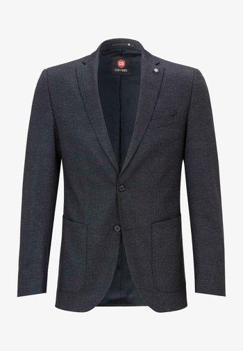 CG COLIN SV - Blazer jacket - dunkelblau meliert