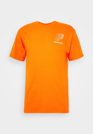 CONNECTION TEE - T-shirt print - orange