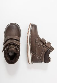 TOM TAILOR - Winter boots - coffee - 0