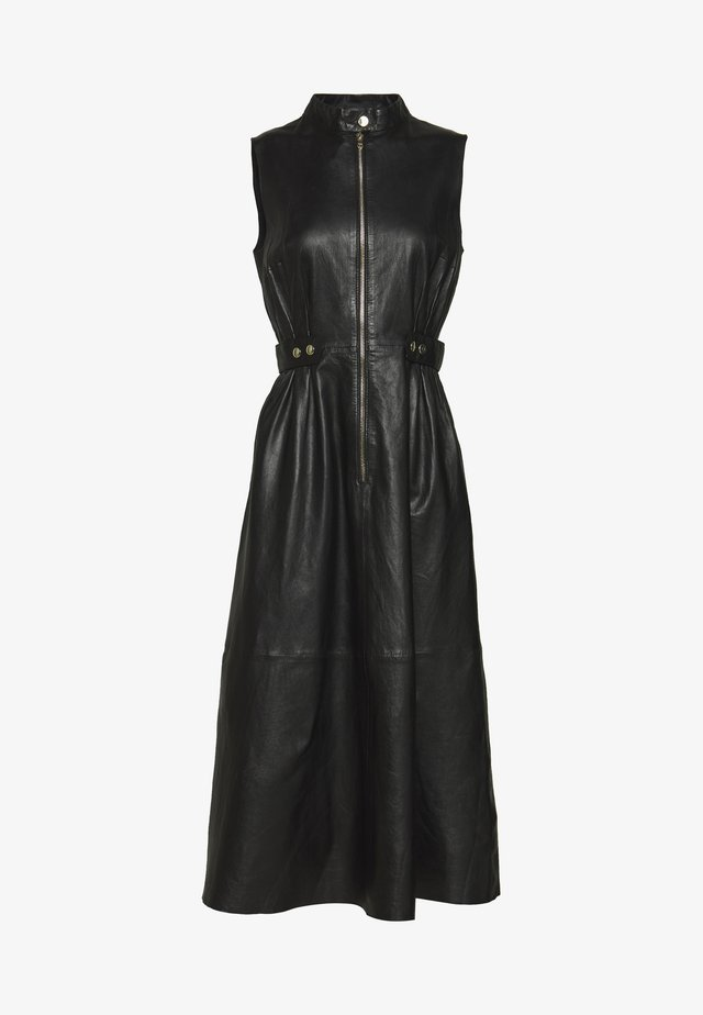 DALIES LONG - Day dress - black