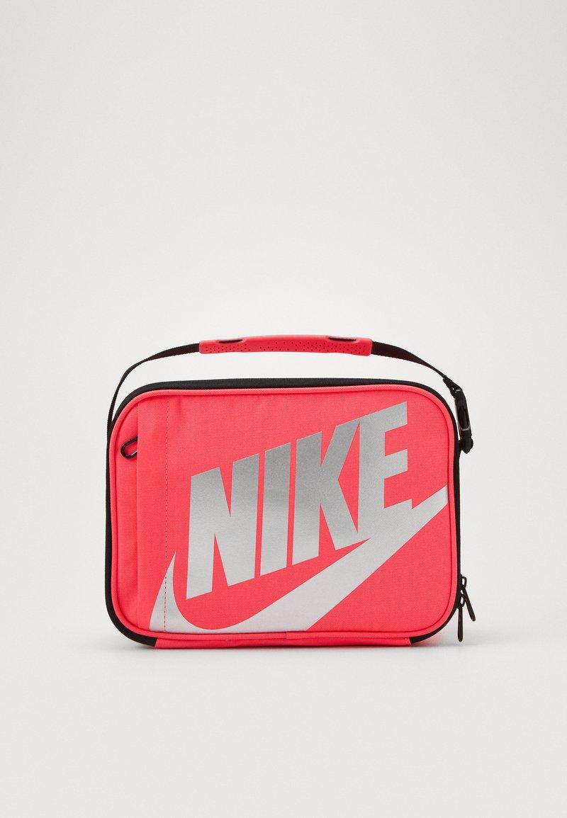 Nike Sportswear - FUTURA FUEL PACK - Borsa a mano - black/racer pink