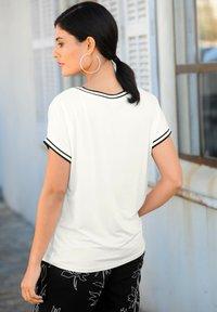 Alba Moda - Blouse - off-white,schwarz - 6