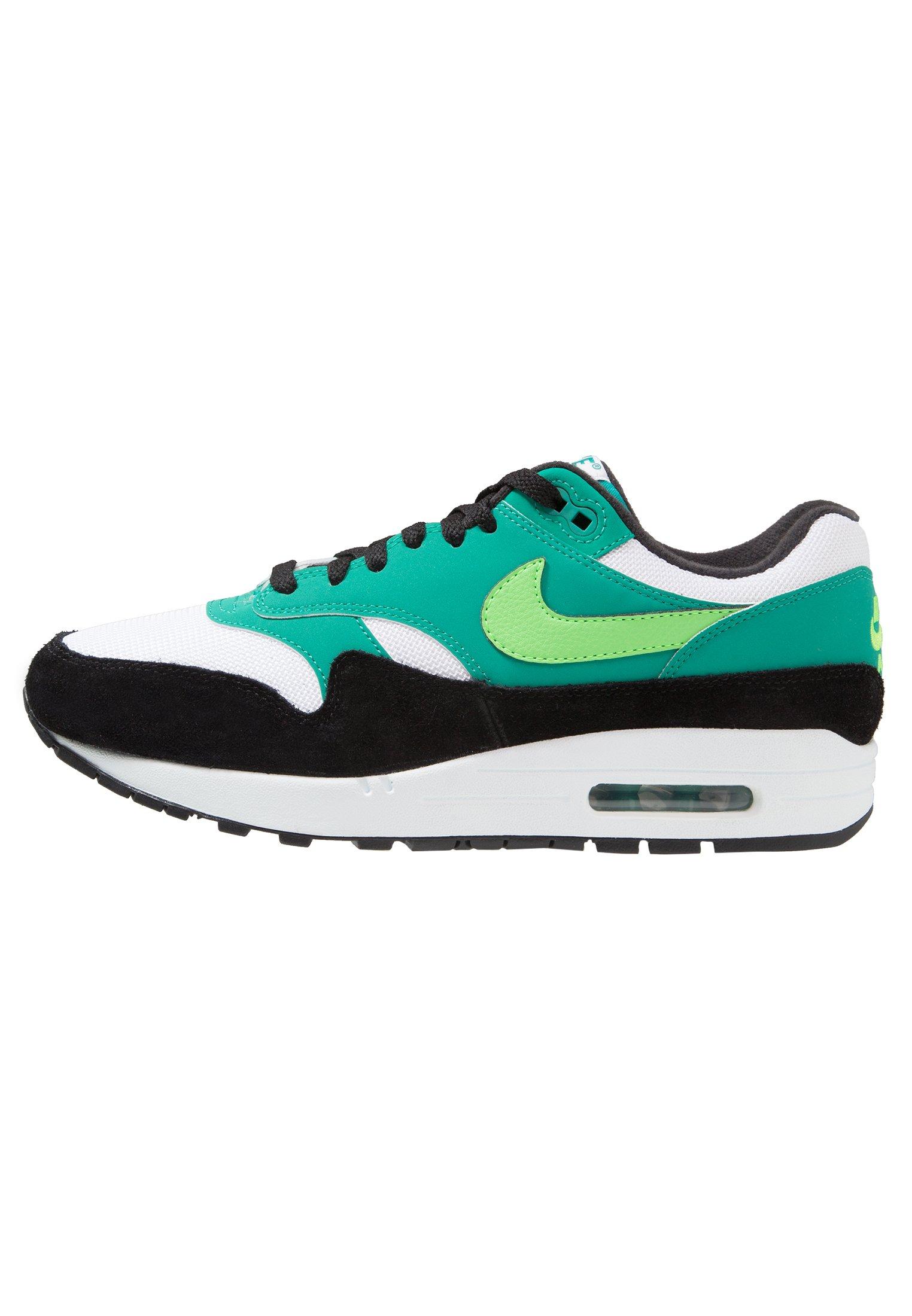 AIR MAX - Sneakers laag - white/green strike/neptune green/black