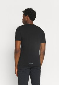 Vaude - ME CYCLIST  - T-Shirt print - black - 2
