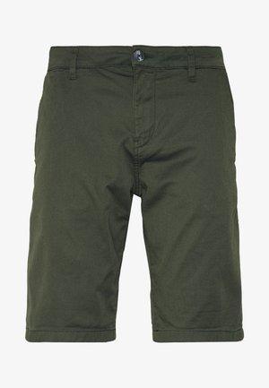Shorts - woodland green