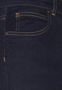Thought - Skinny džíny - dark blue wash - 2