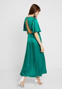 Topshop - AUSTIN - Długa sukienka - green - 3
