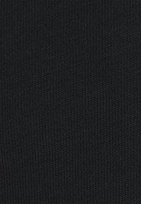 Zign - UNISEX - Jednoduché triko - black - 6