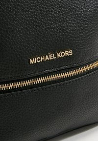 MICHAEL Michael Kors - RHEA ZIP BACKPACK SMALL - Plecak - black - 6