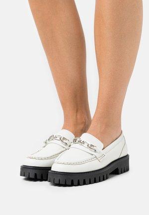 FREYA - Slip-ins - white