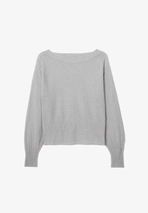ROBYN  - Pullover - silver