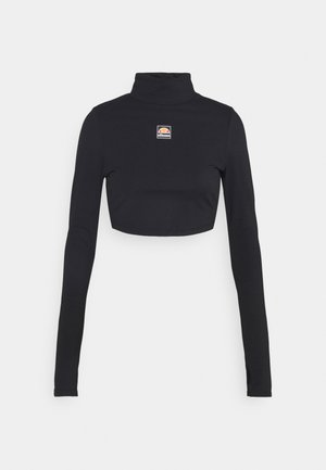 KASTOLI - Long sleeved top - black