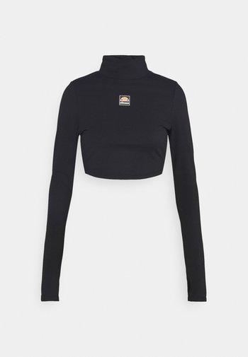 KASTOLI - Long sleeved top - black
