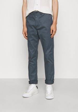 ATELIER TAPERED - Chinos - blue slate