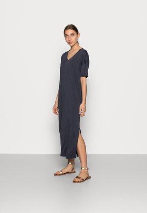 ABBIE DRESS - Jersey dress - blue deep